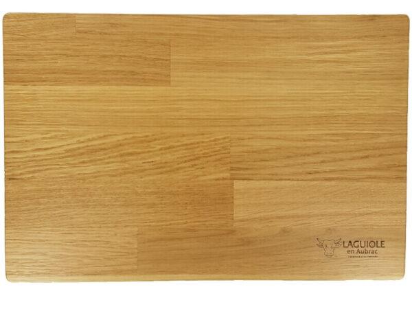 coffret de 6 couteaux de table en bois de pistachier