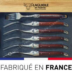 fourchettes laguiole en aubrac