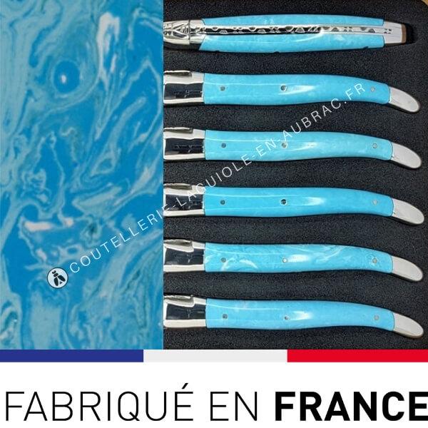 fourchettes laguiole larimar