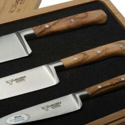 coffret de couteaux de cuisine laguiole