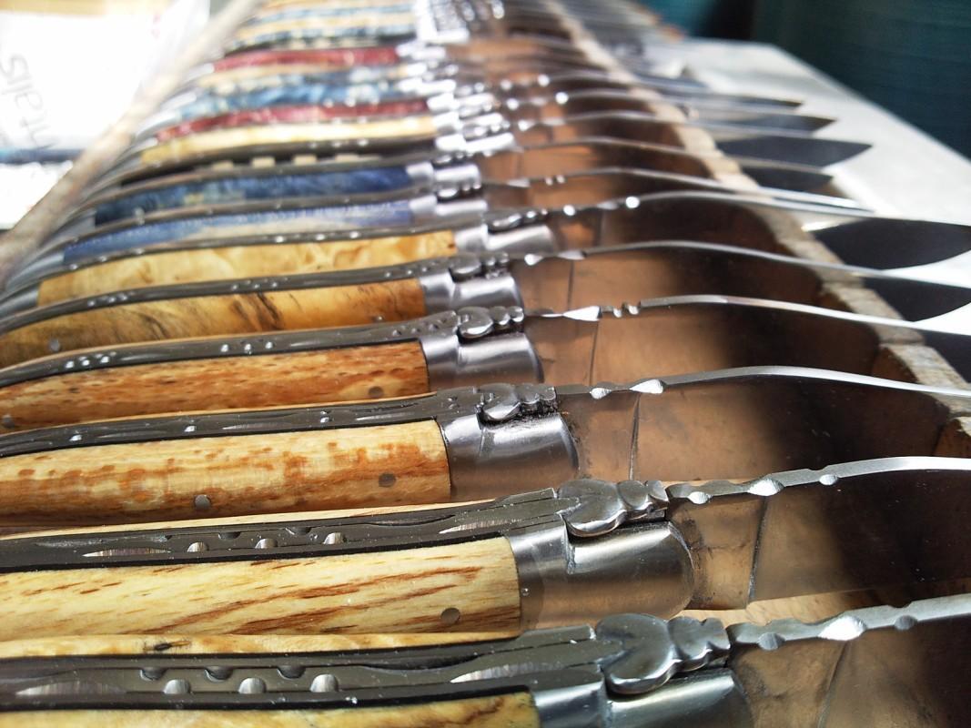couteau laguiole classique