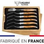 fourchettes de table laguiole
