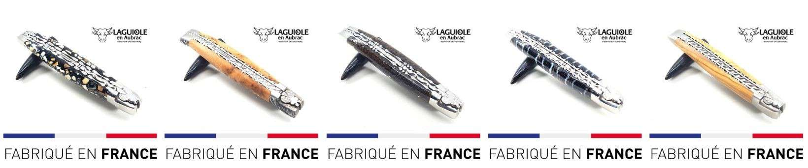 laguiole double platines ciselees edition collection
