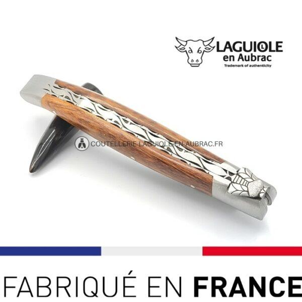 couteau laguiole prestige n 8