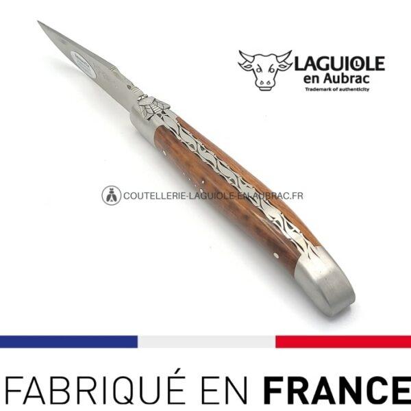 couteau laguiole prestige n 8 pierre martin