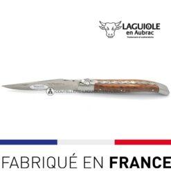 couteau laguiole prestige n 8 pierre martin amourette