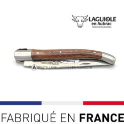 couteau laguiole prestige pierre martin amourette