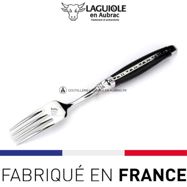 fourchette de table laguiole en aubrac